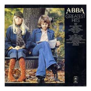 ABBA: Greatest Hits - Cover