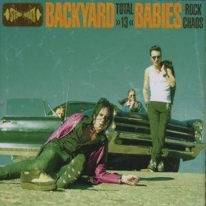 Cover - Backyard Babies: Total 13