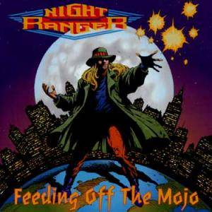 Cover - Night Ranger: Feeding Off The Mojo