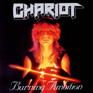Cover - Chariot: Burning Ambition