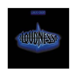 Loudness: 8186 Live - Cover