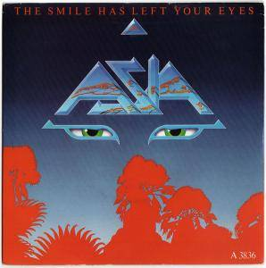 Asia: Smile Has Left Your Eyes, The - Cover