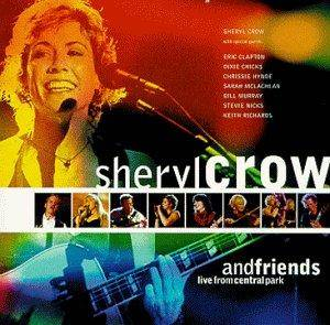 Sheryl Crow: Live From Central Park - Cover