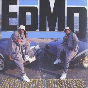 EPMD: Unfinished Business - Cover