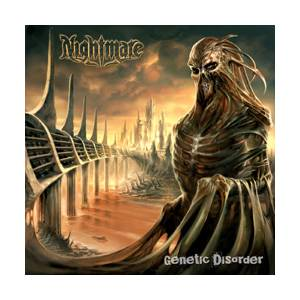 Cover - Nightmare: Genetic Disorder