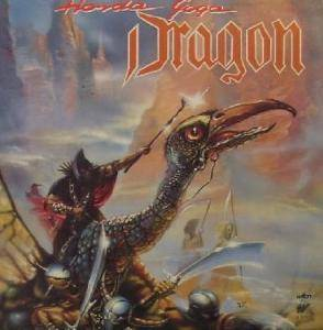 Dragon: Horde Of Gog - Cover