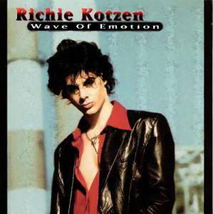 Cover - Richie Kotzen: Wave Of Emotion
