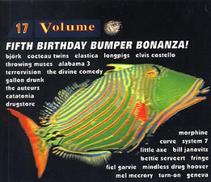 Volume 17 - Fifth Birthday Bumper Bonanza! - Cover