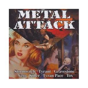 Metal Attack - Cover