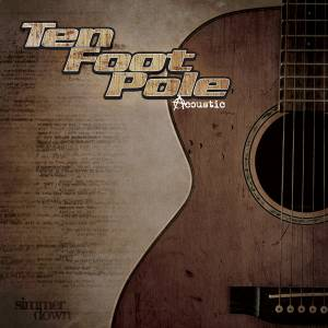 Cover - Ten Foot Pole: Simmer Down