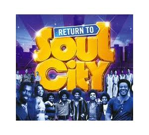 Return To Soul City - Cover