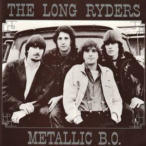 Cover - Long Ryders, The: Metallic B.O.