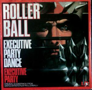 André Previn: Rollerball - Executive Party Dance - Cover