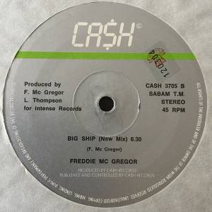 "Freddie McGregor: Reggae On It / Big Ship (12"") - Bild 3"