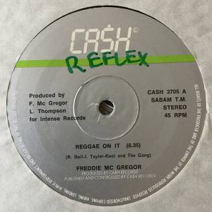 "Freddie McGregor: Reggae On It / Big Ship (12"") - Bild 4"