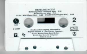 Depeche Mode: Condemnation (Tape-EP) - Bild 3