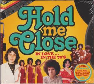 Cover - Janet Kay: Hold Me Close - In Love...In The 70's