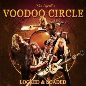 Cover - Alex Beyrodt's Voodoo Circle: Locked & Loaded