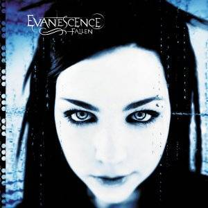 Cover - Evanescence: Fallen