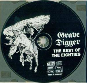 Grave Digger: The Best Of The Eighties (CD) - Bild 4