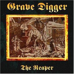 Grave Digger: Reaper, The - Cover