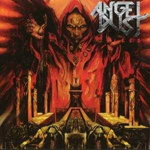 Angel Dust: Bleed - Cover
