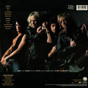 Aerosmith: Pump (LP) - Bild 2