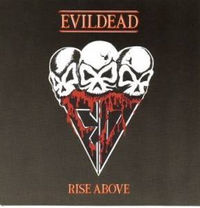 Evildead: Rise Above - Cover