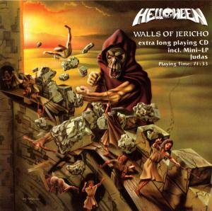Helloween: Helloween / Walls Of Jericho / Judas - Cover