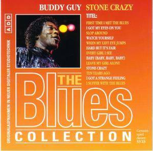 Buddy Guy: Blues Collection: Stone Crazy, The - Cover