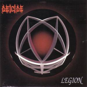 Deicide: Legion - Cover