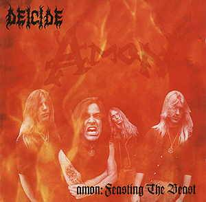 Deicide: Amon: Feasting The Beast - Cover