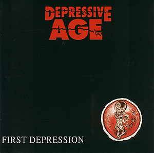 Depressive Age: First Depression - Cover