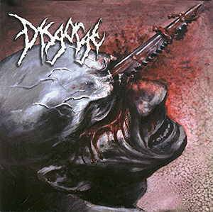Disgorge: Cranial Impalement - Cover