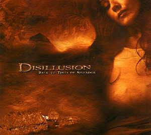 Disillusion: Back To Times Of Splendor (CD) - Bild 1