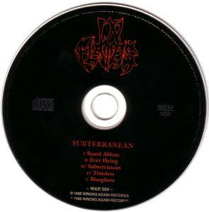 In Flames: Subterranean (Mini-CD / EP) - Bild 3