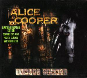 Alice Cooper: Brutal Planet (CD) - Bild 1