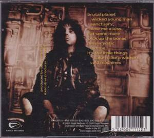 Alice Cooper: Brutal Planet (CD) - Bild 4