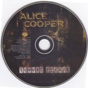 Alice Cooper: Brutal Planet (CD) - Bild 5