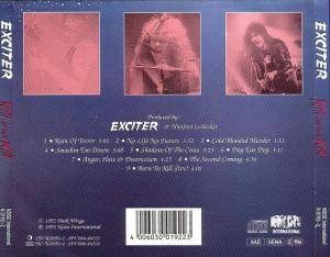 Exciter: Kill After Kill (CD) - Bild 2