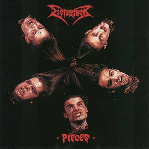 Dismember: Pieces (Mini-CD / EP) - Bild 1