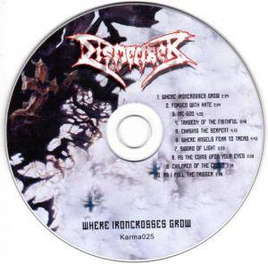 Dismember: Where Ironcrosses Grow (CD) - Bild 3
