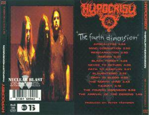 Hypocrisy: The Fourth Dimension (CD) - Bild 10