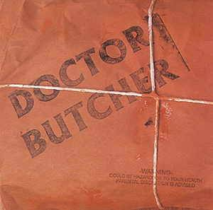 Doctor Butcher: Doctor Butcher - Cover