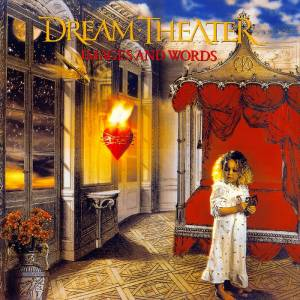 Cover - Dream Theater: Images And Words