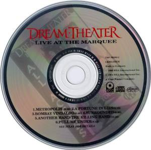Dream Theater: Live At The Marquee (CD) - Bild 3