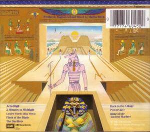 Iron Maiden: Powerslave (CD) - Bild 2