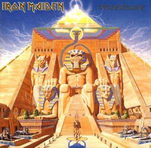 Iron Maiden: Powerslave - Cover