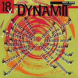 Rock Hard - Dynamit Vol. 01 (CD) - Bild 1