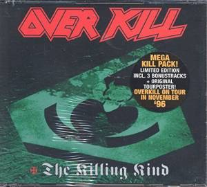 Cover - Overkill: Killing Kind, The